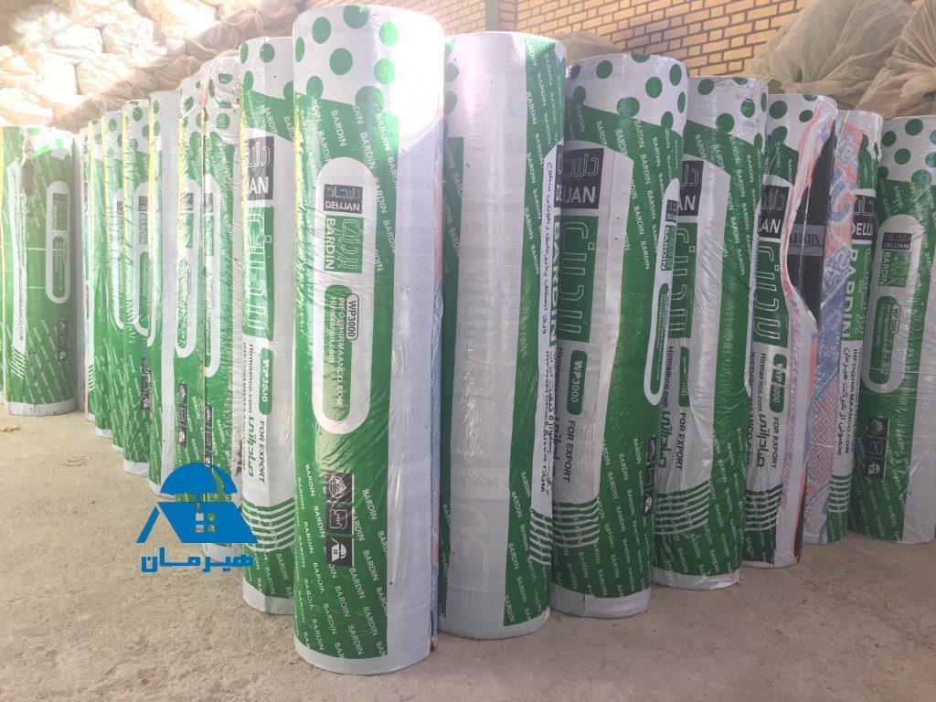 صادرات ایزوگام شرق به لشکرگاه افغانستان شرکت ایزوگام دلیجان