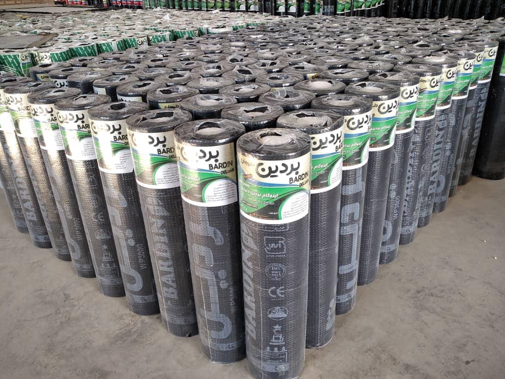 تولید ایزوگام بردین صادراتی