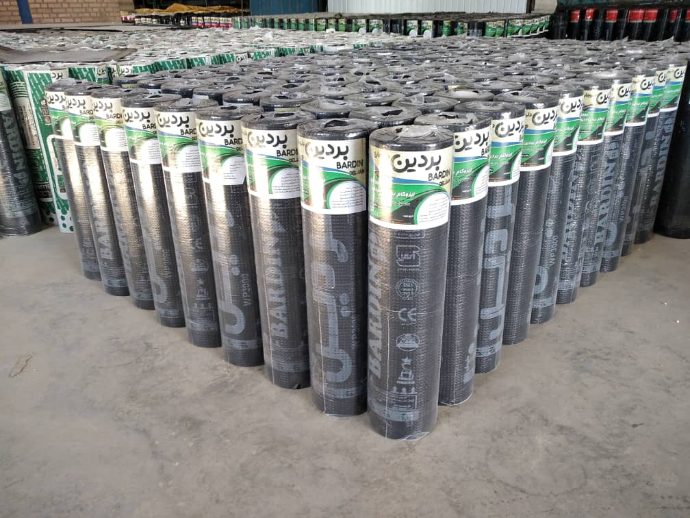 کارخانه تولید ایزوگام بردین صادراتی